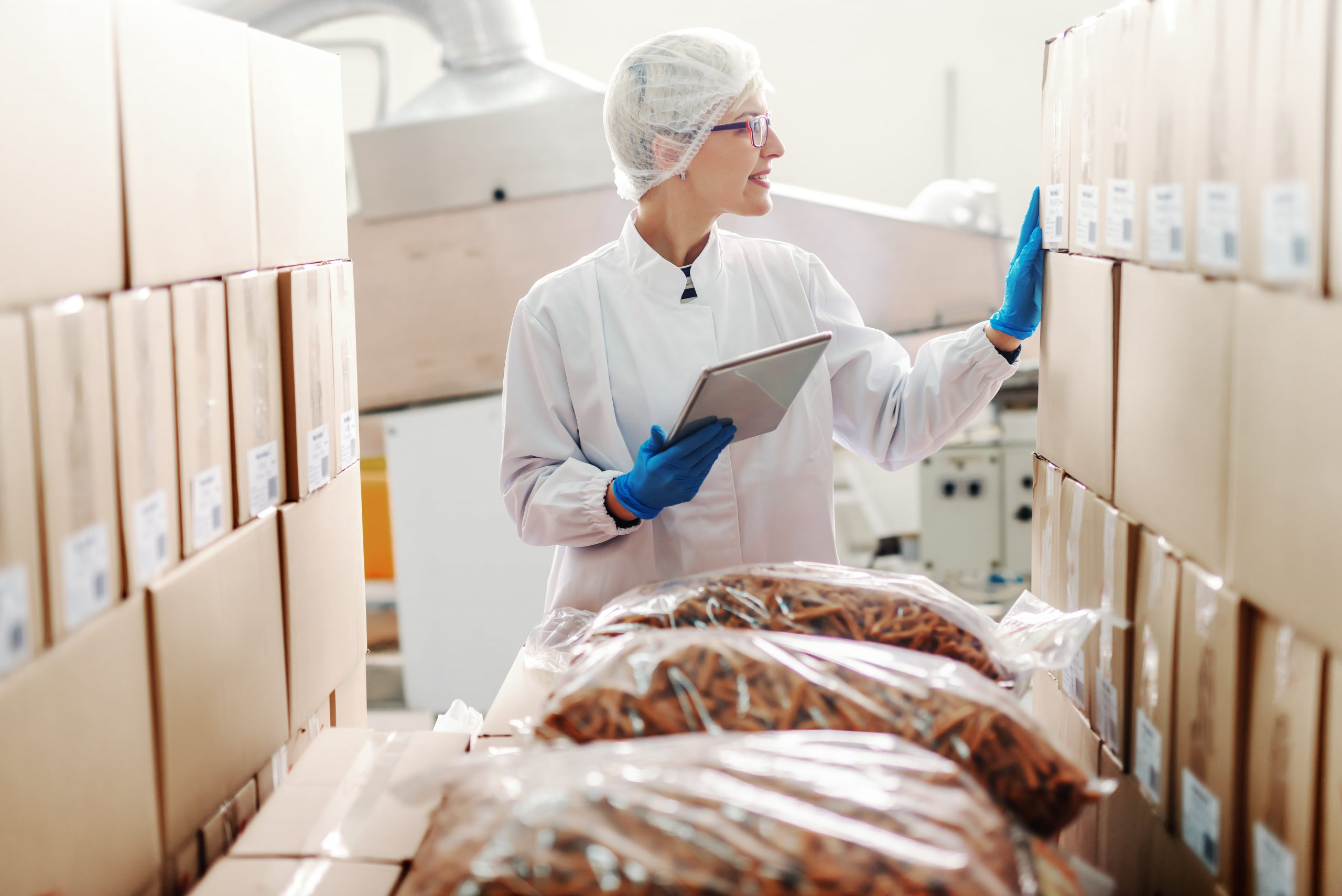 How Food Distributors Can Improve Traceability